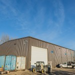 Agri Equipment Dealer Steel Building
