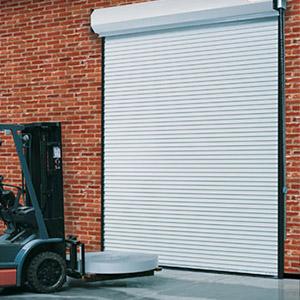 Steel Roll up door