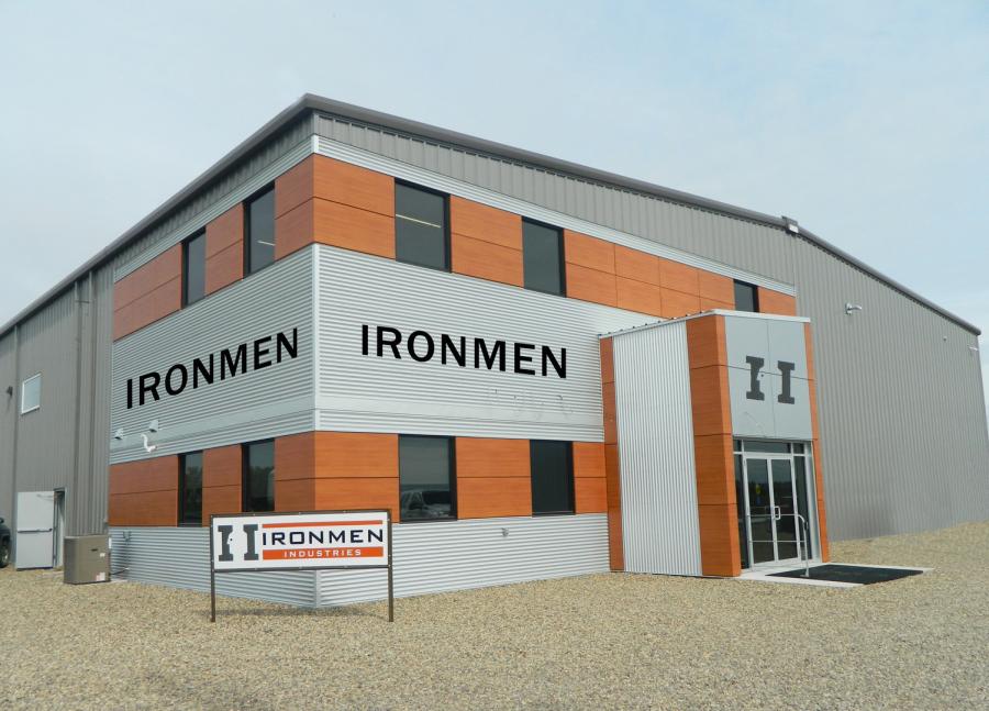 Ironman Commercial Steel Shop